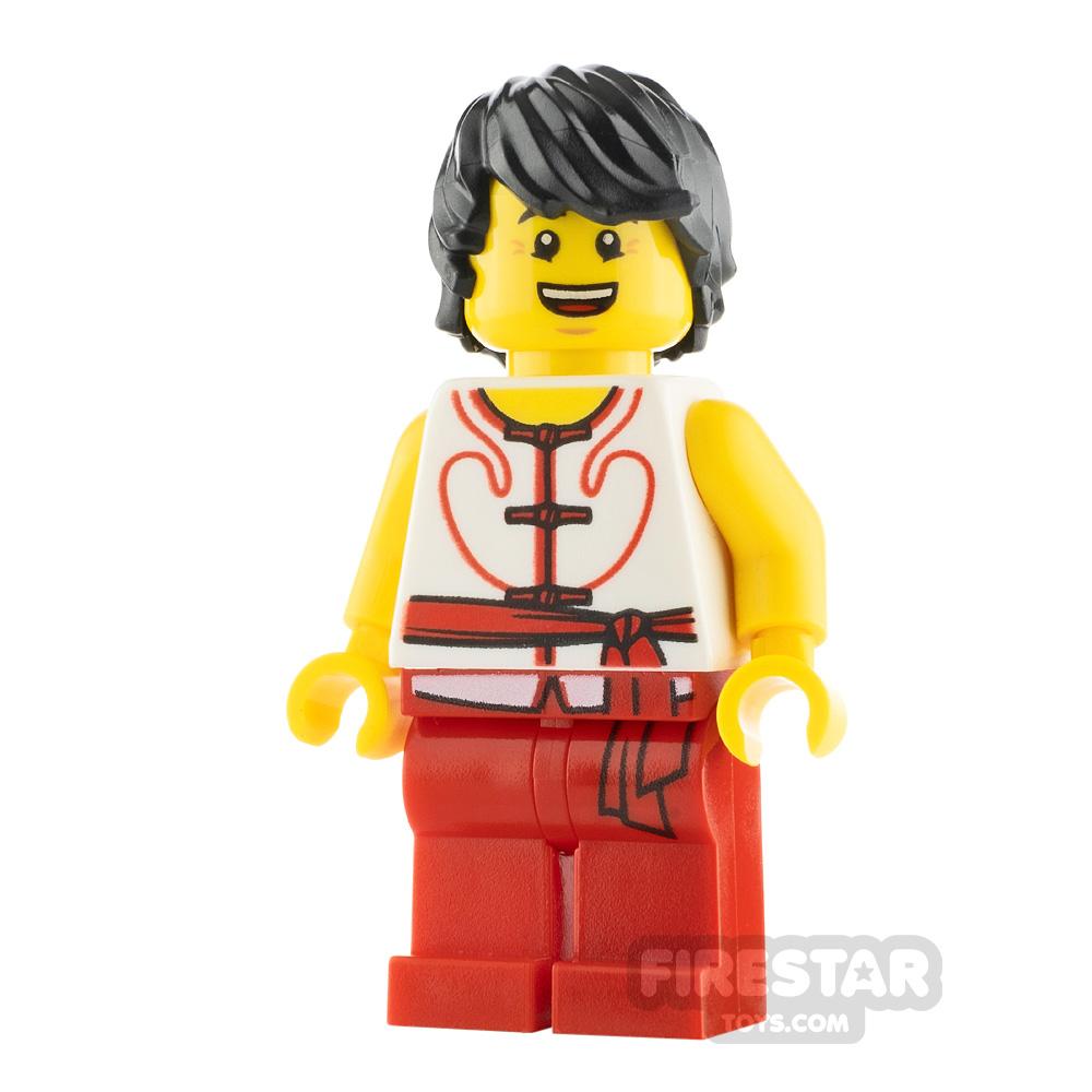 LEGO City Minifigure Dragon Boat Race Team Member 2