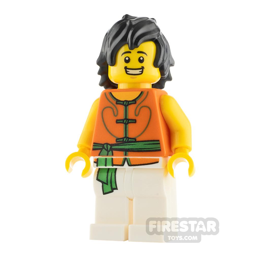 LEGO City Minifigure Dragon Boat Race Team Member 1