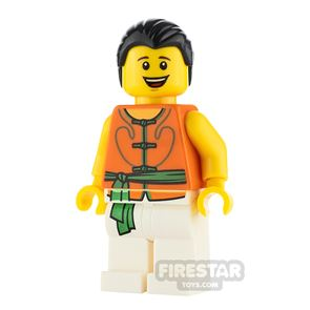 LEGO City Minifigure Dragon Boat Race Team Member 4