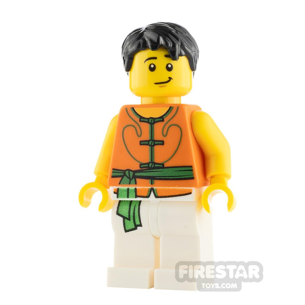 LEGO City Minifigure Dragon Boat Race Team Member 5
