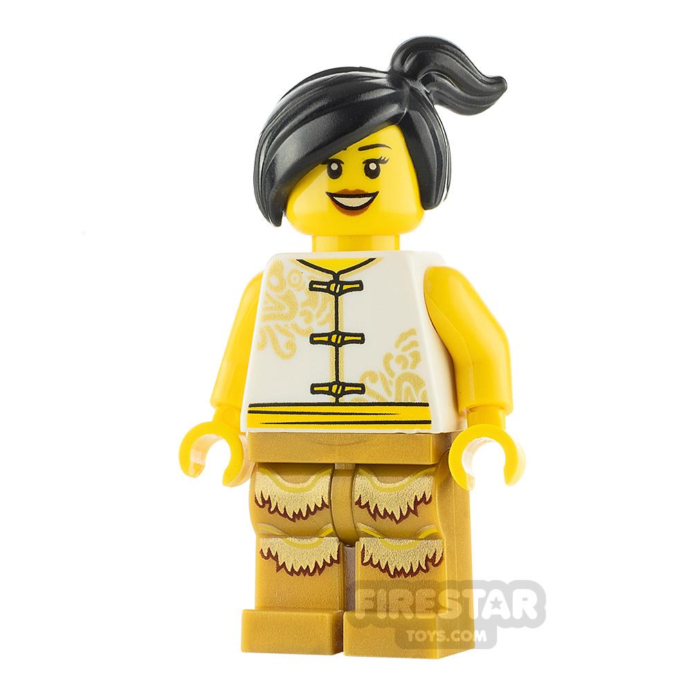 LEGO City Minifigure Female Lion Dancer