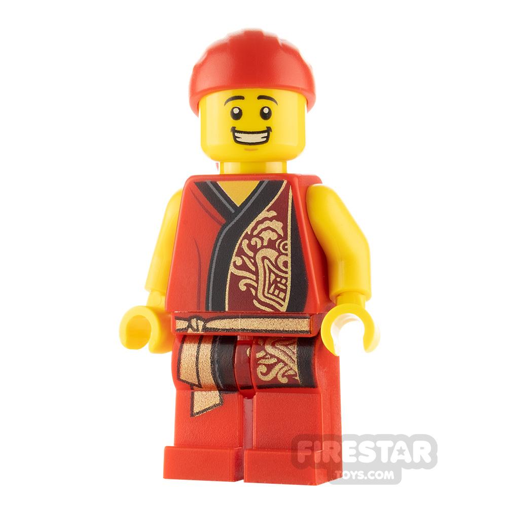 LEGO City Minfigure Lion Dance Musician