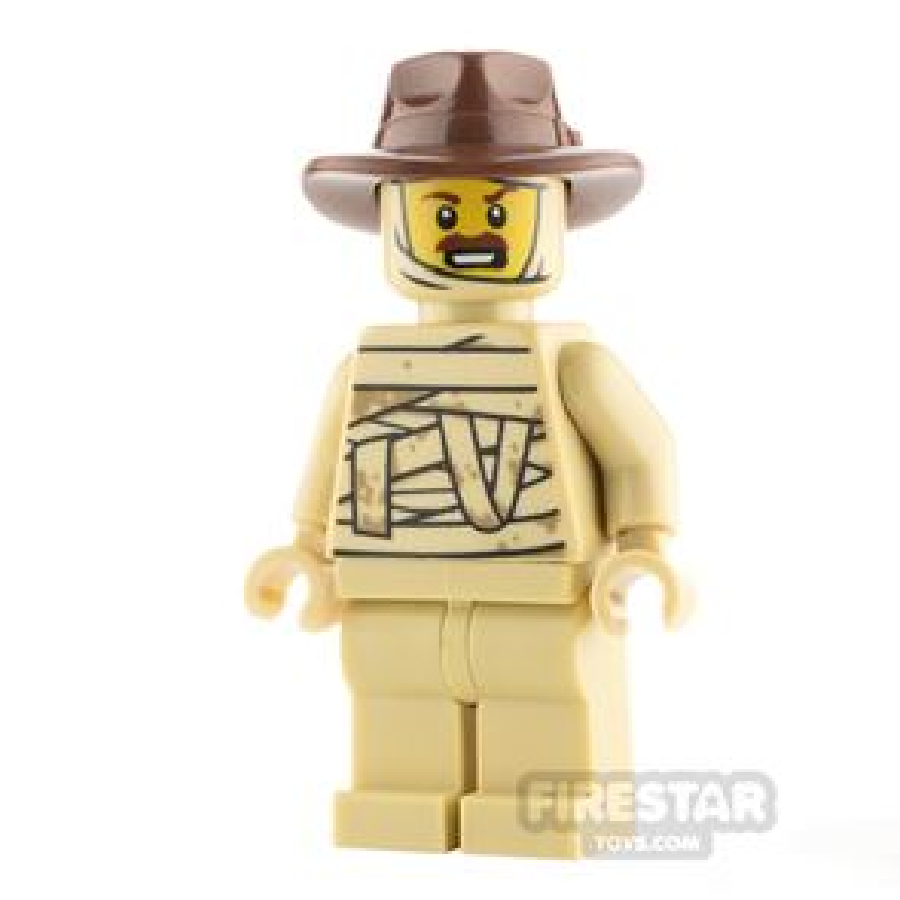 LEGO City Minifigure Mummy Tractor Driver