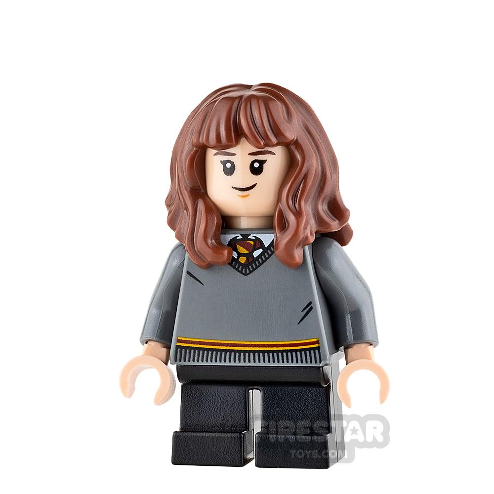 LEGO Harry Potter Mini Figure - Hermione Granger - Gryffindor Jumper