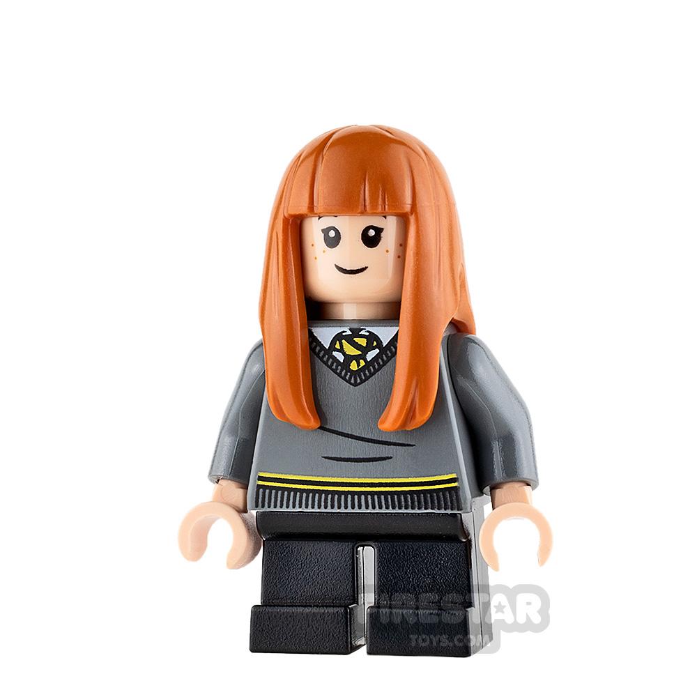 LEGO Harry Potter Mini Figure - Susan Bones - Hufflepuff Jumper