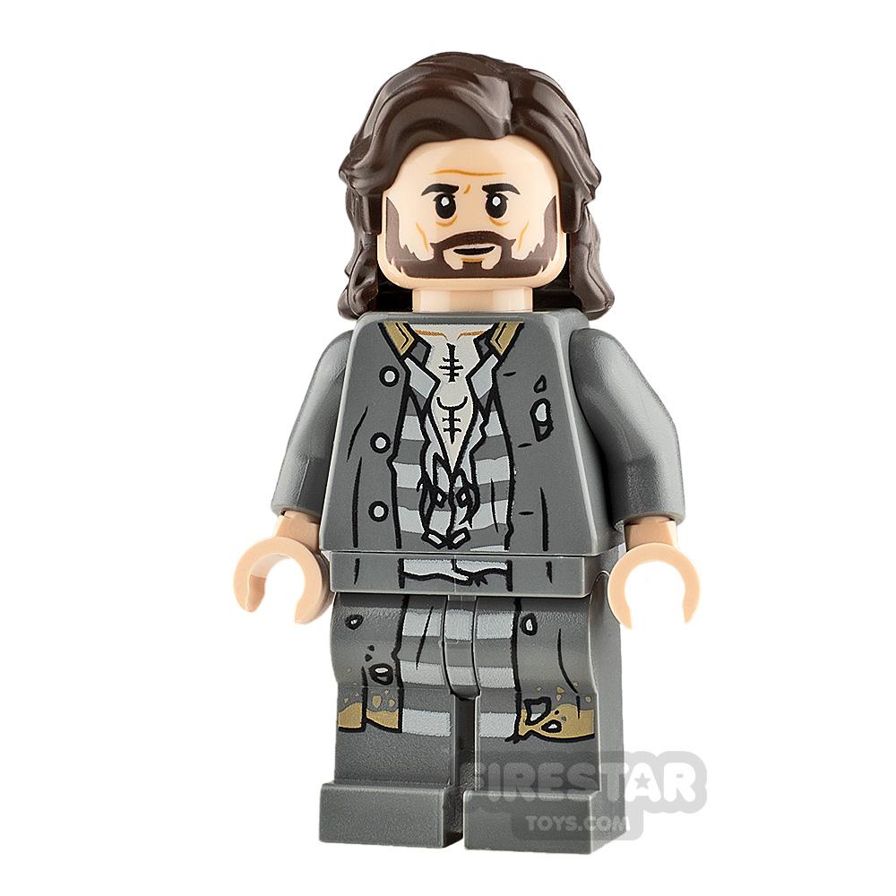 LEGO Harry Potter Minifigure Sirius Black Printed Legs