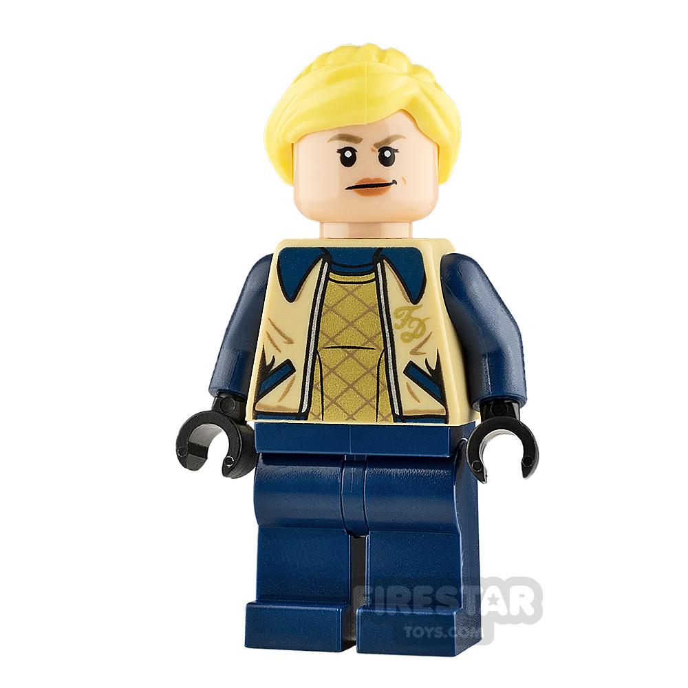 LEGO Harry Potter Minifigure Fleur Delacour Tournament Uniform