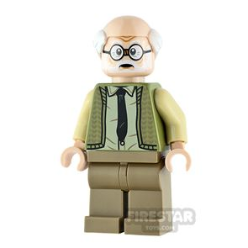 LEGO Harry Potter Minifigure Ernie Prang Knit Vest