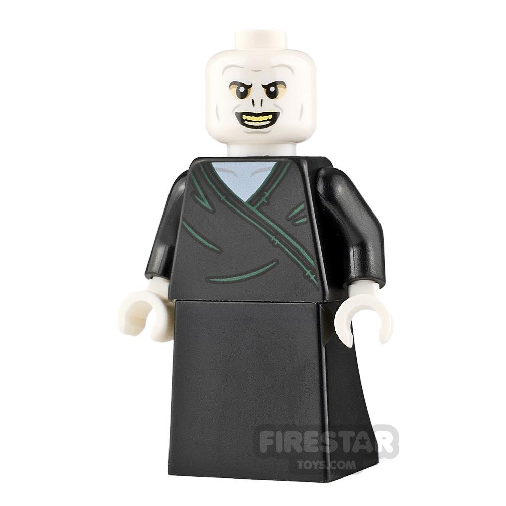 LEGO Harry Potter Minifigure Voldemort White Head
