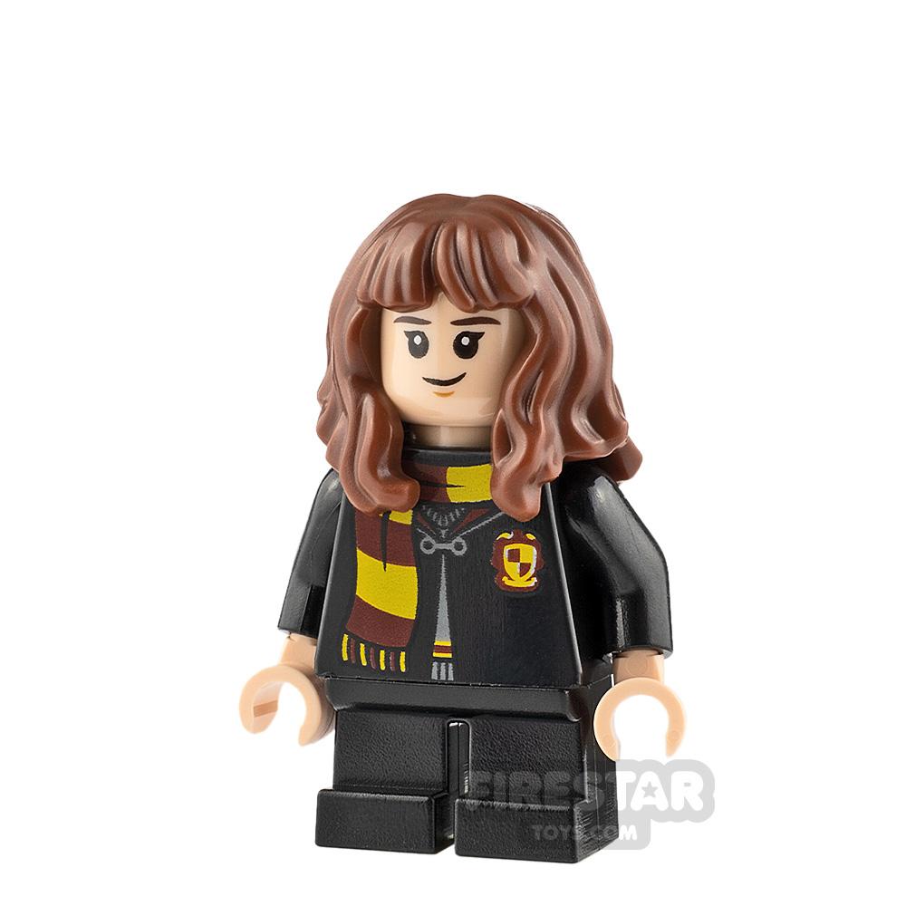LEGO Harry Potter Minifigure Hermione Granger Hogwarts Robe