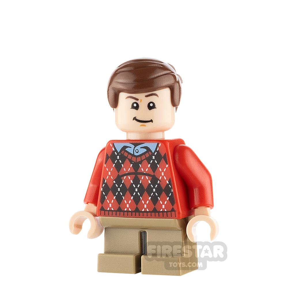 LEGO Harry Potter Minifigure Dudley Dursley