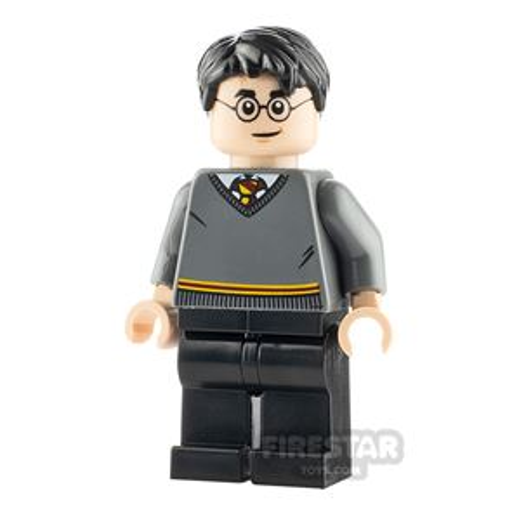 LEGO Harry Potter Minifigure Harry Potter Gryffindor Sweater