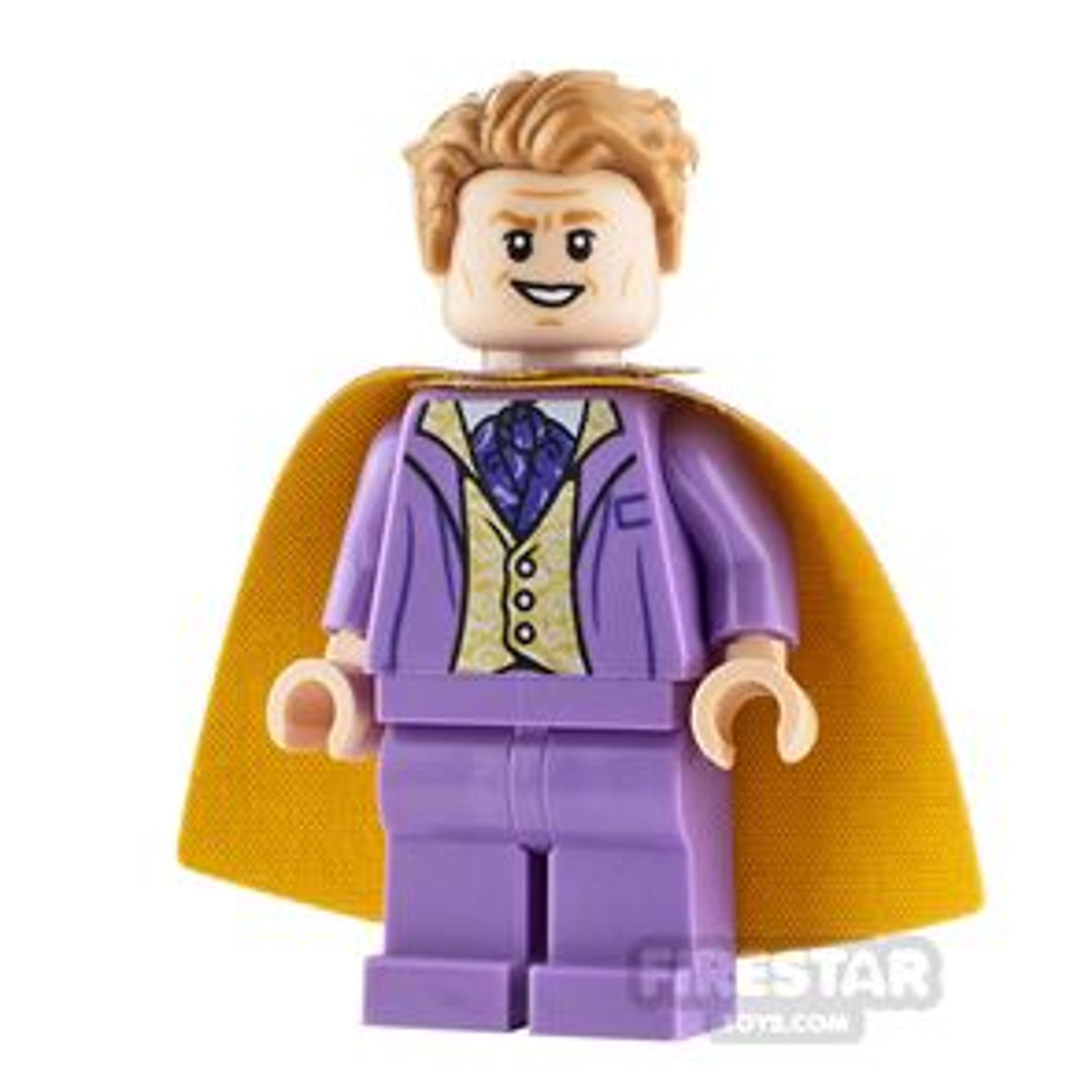LEGO Harry Potter Minifigure Gilderoy Lockhart