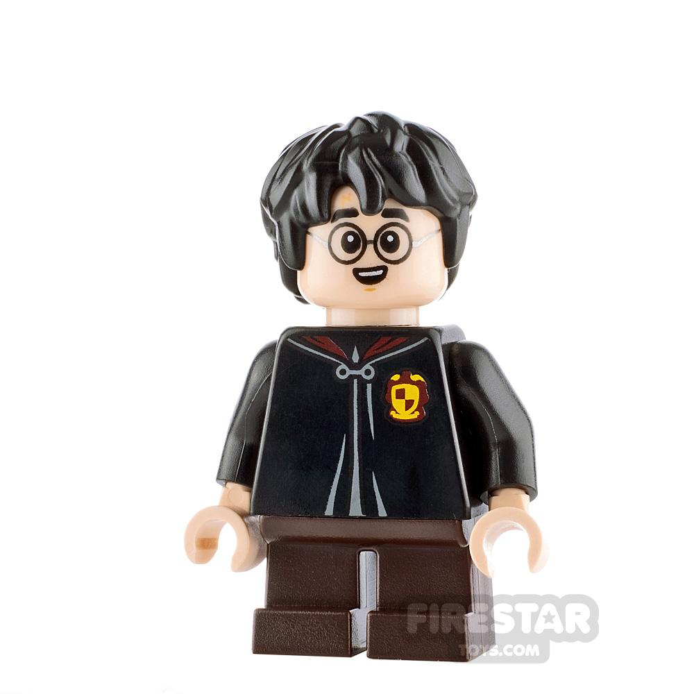 LEGO Harry Potter Minifigure Harry Potter Gryffindor Robe
