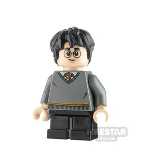 LEGO Harry Potter Minifigure Harry Potter Sweater with Crest