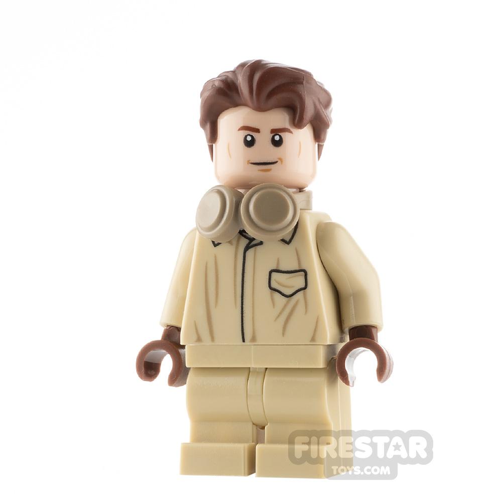 LEGO Harry Potter Minifigure Cedric Diggory Coveralls
