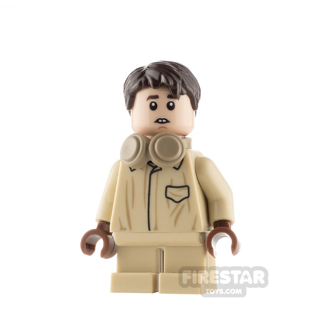 LEGO Harry Potter Minifigure Neville Longbottom Coveralls