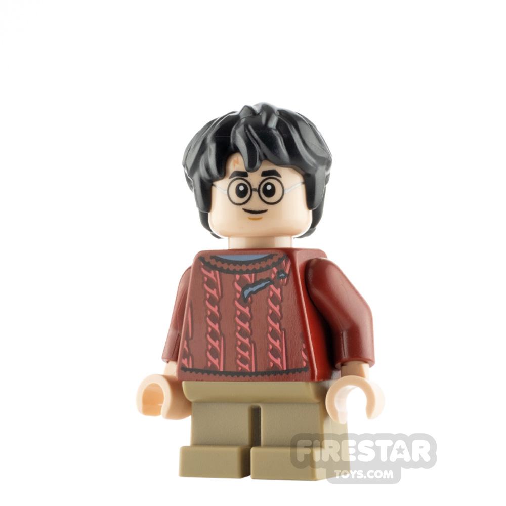 LEGO Harry Potter Minifigure Harry Potter Torn Sweater