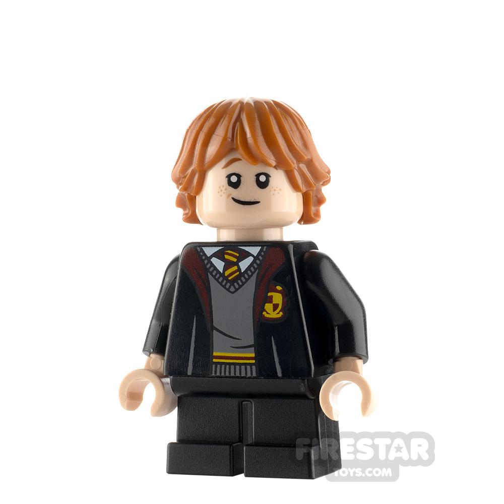 LEGO Harry Potter Minifigure Ron Weasley