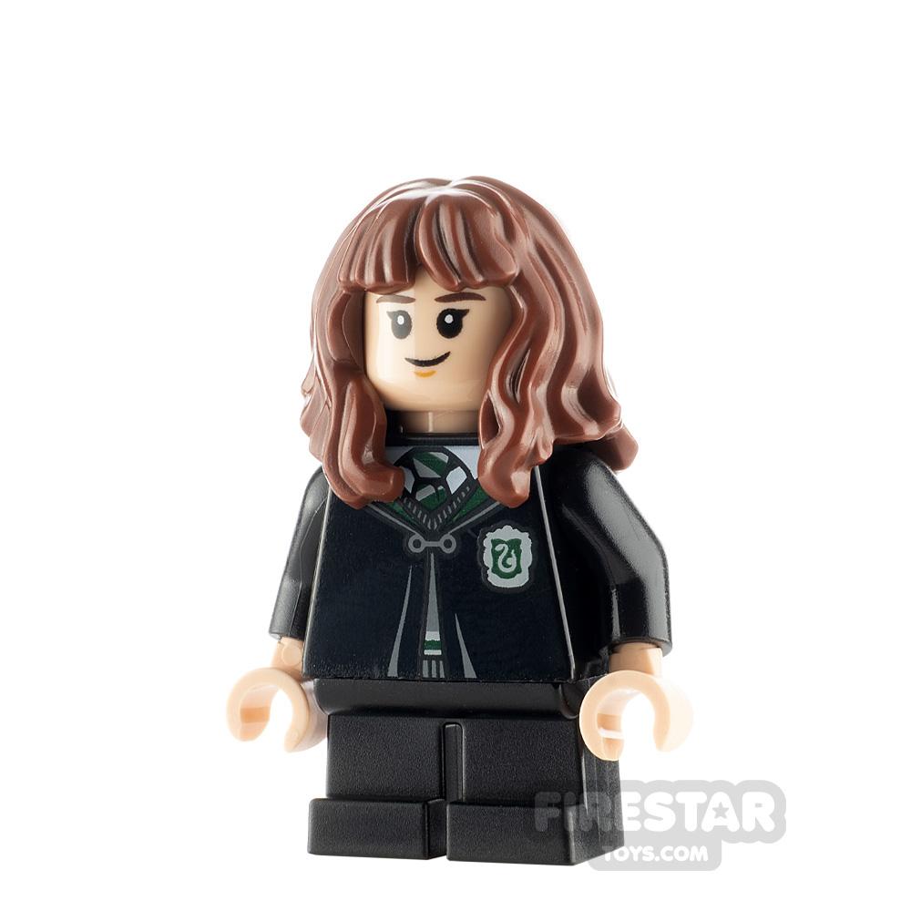 LEGO Harry Potter Minifigure Hermione Granger Slytherin