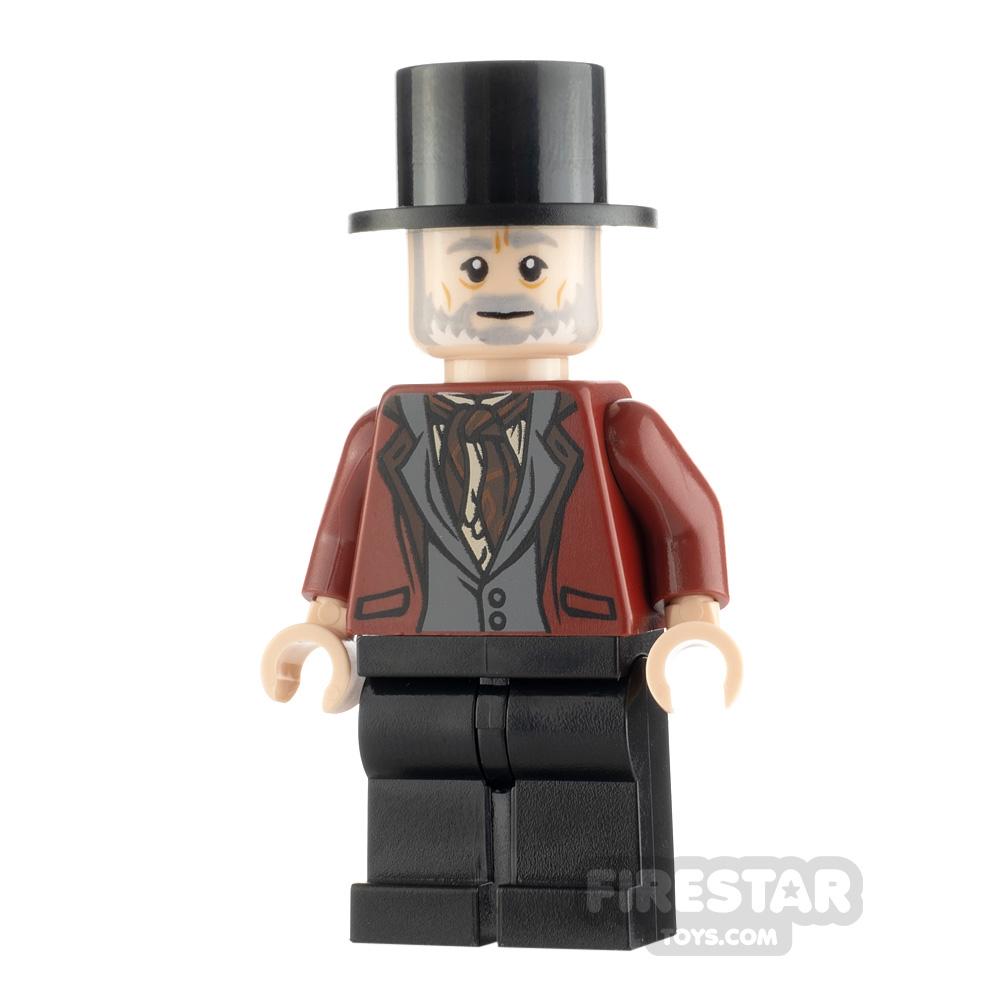 LEGO Harry Potter Minifigure Wizard Male