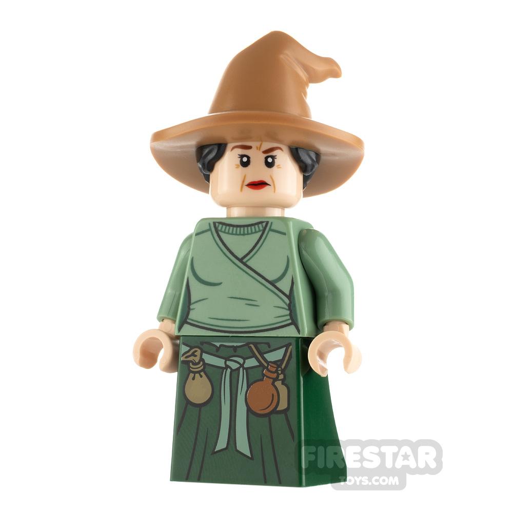 LEGO Harry Potter Minifigure Wizard Female