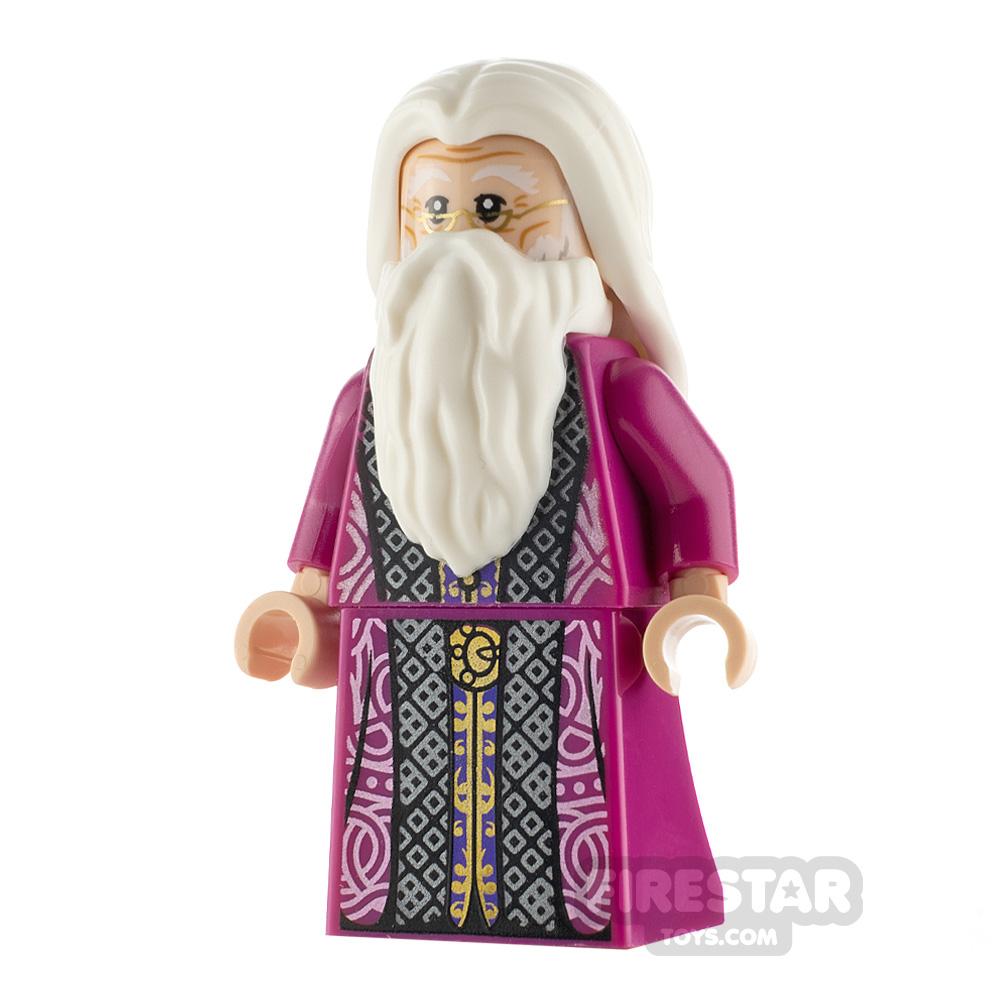 LEGO Harry Potter Minifigure Albus Dumbledore