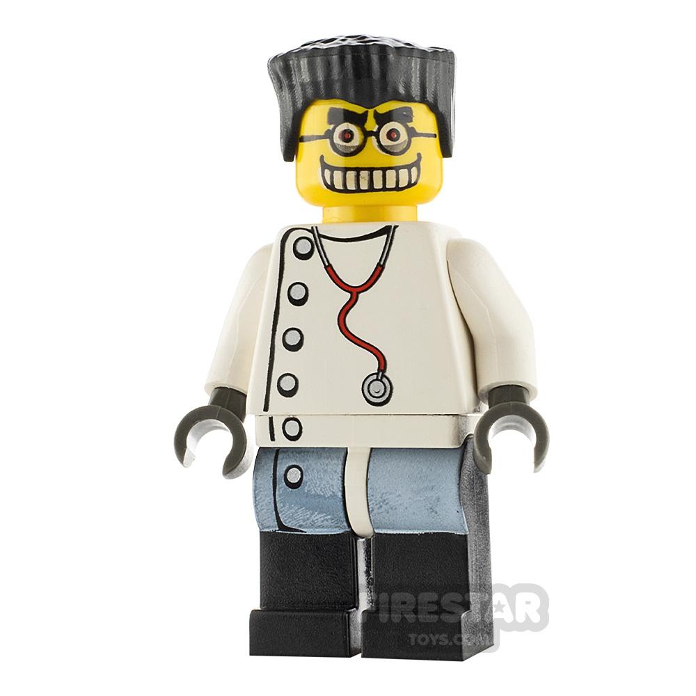 LEGO Studio Mini Figure - Mad Scientist Doctor Frankenstein
