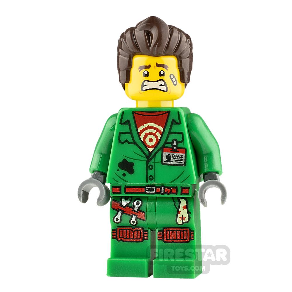 LEGO Hidden Side Minifigure Douglas Elton
