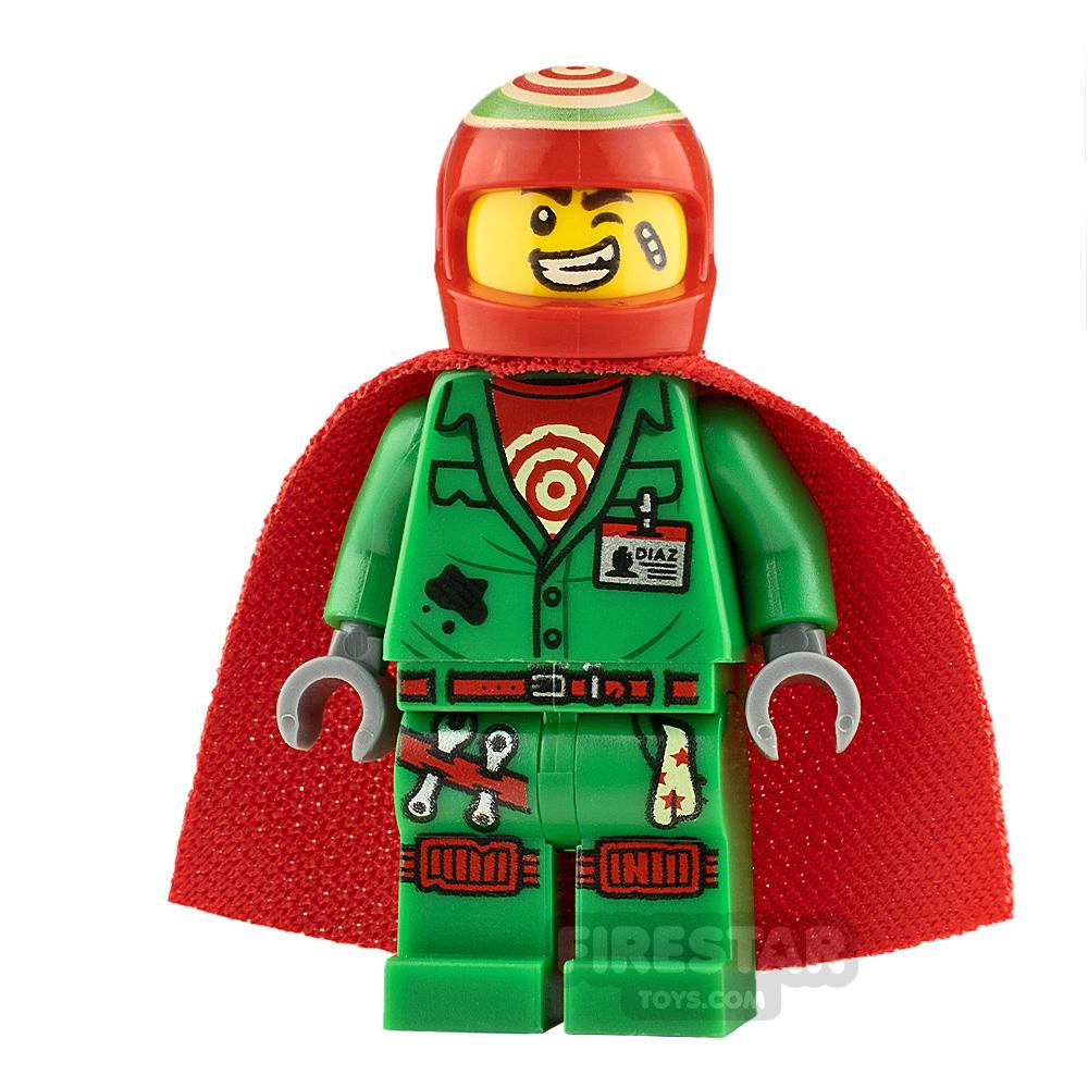 LEGO Hidden Side Minifigure El Fuego