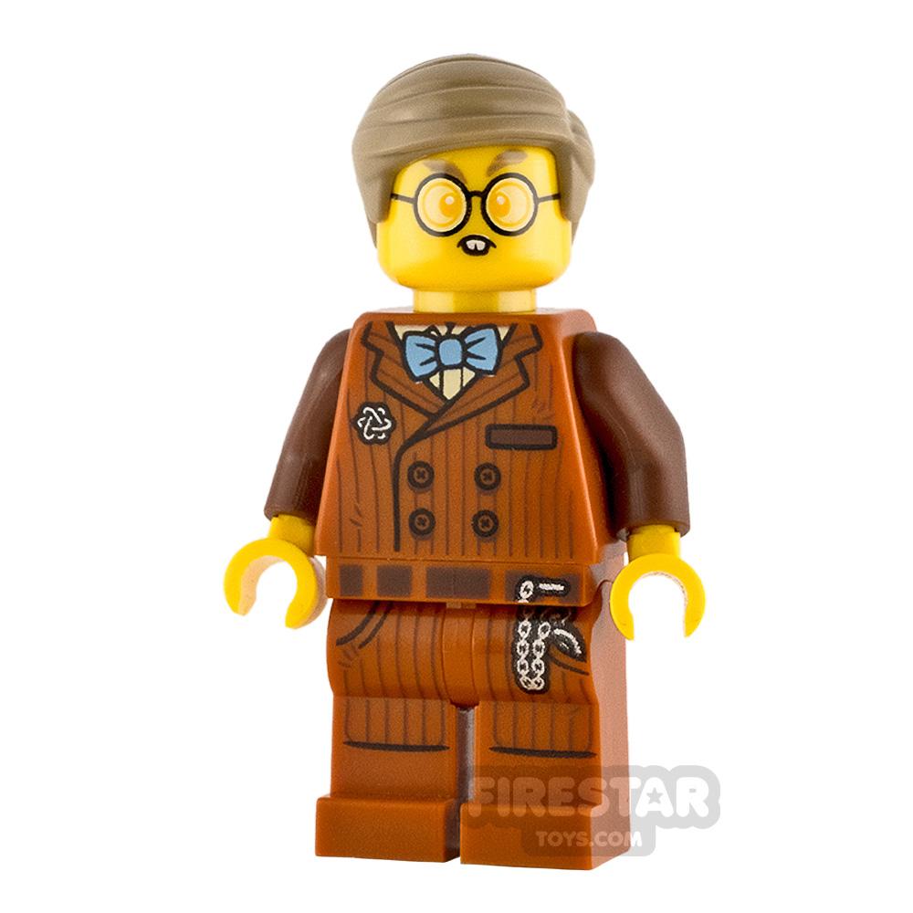 LEGO Hidden Side Minifigure Mr. Clarke