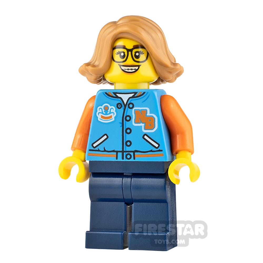 LEGO Hidden Side Minifigure Paola