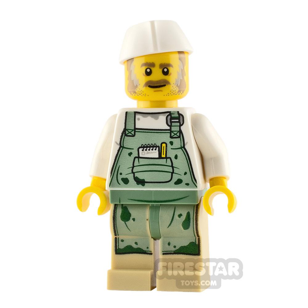 LEGO Hidden Side Minifigure Chef Enzo
