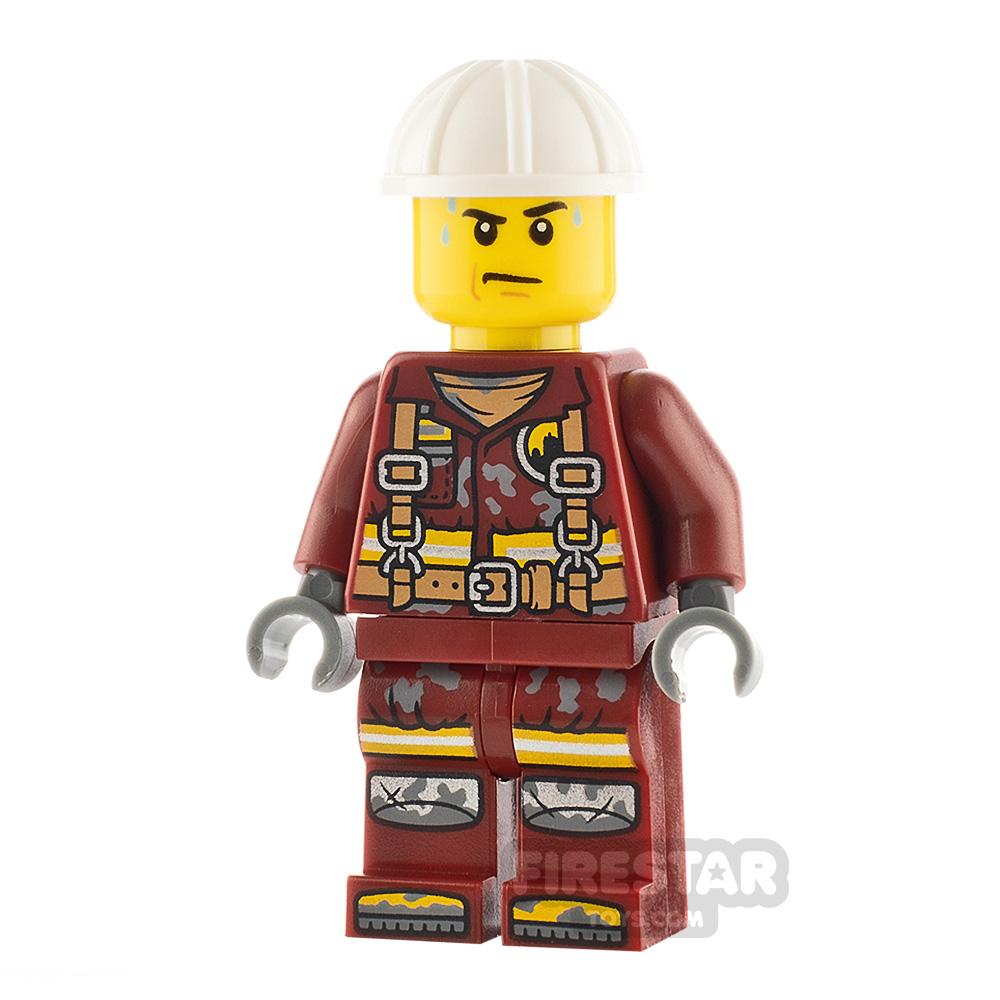 LEGO Hidden Side Minifigure Pete Peterson
