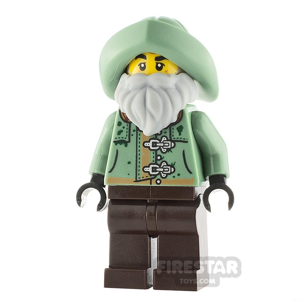 LEGO Hidden Side Minifigure Claus Stormward