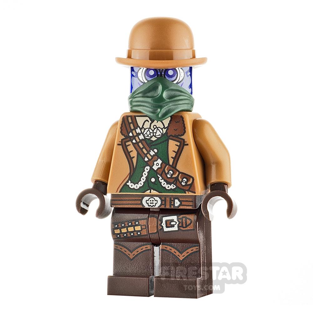 LEGO Hidden Side Minifigure Vaughn Geist Smile