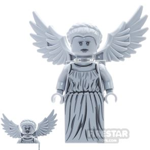 LEGO Ideas - Doctor Who - Weeping Angel