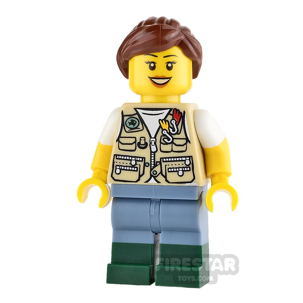 LEGO Ideas - Fisherwoman