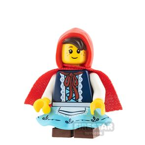LEGO Ideas Little Red Riding Hood