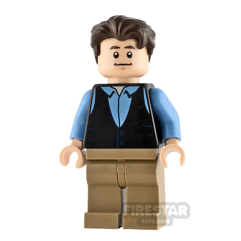LEGO Ideas Chandler Bing