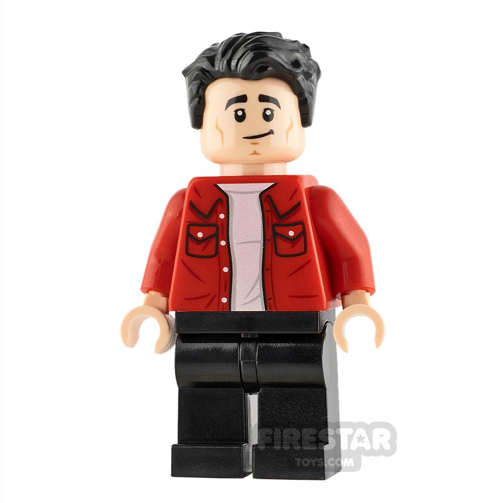 LEGO Ideas Joey Tribbiani
