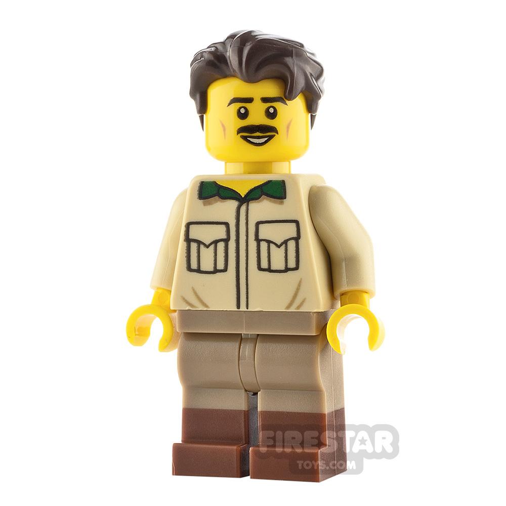LEGO Ideas Phoebe Paleontologist