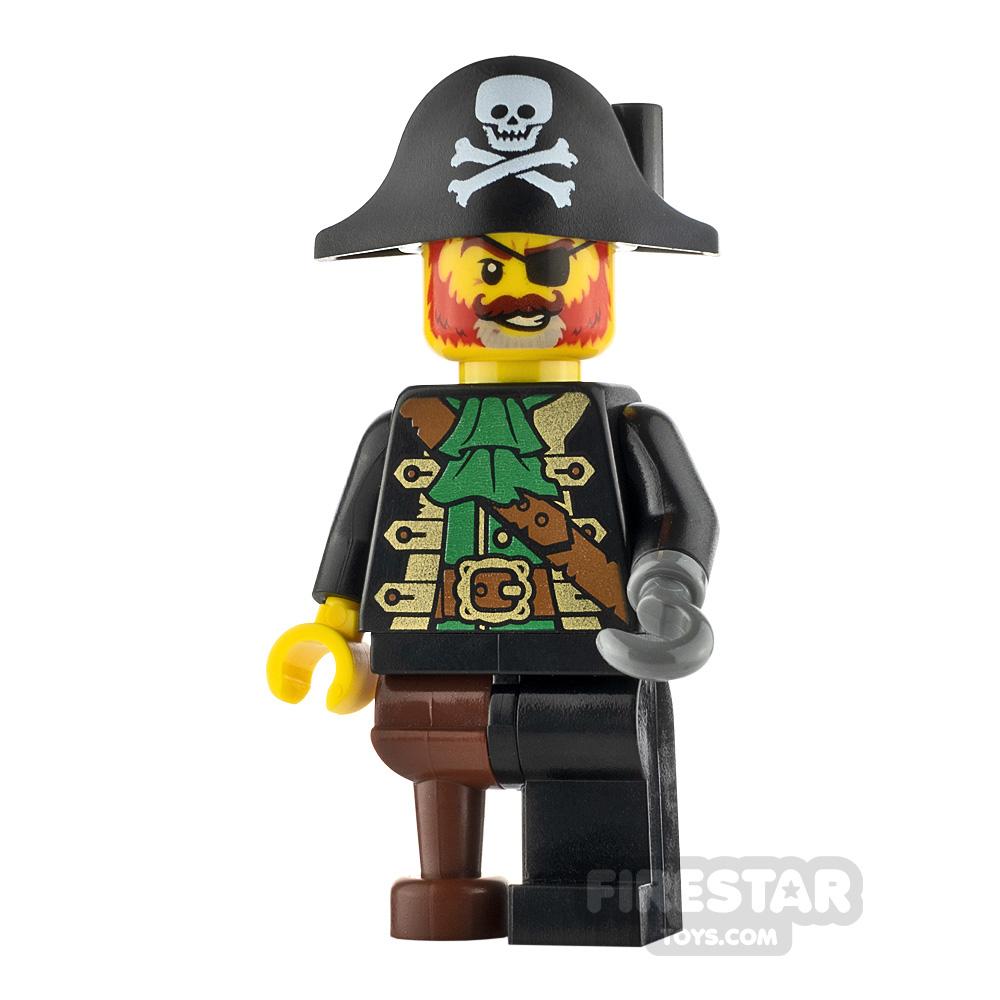 LEGO Ideas Captain Redbeard