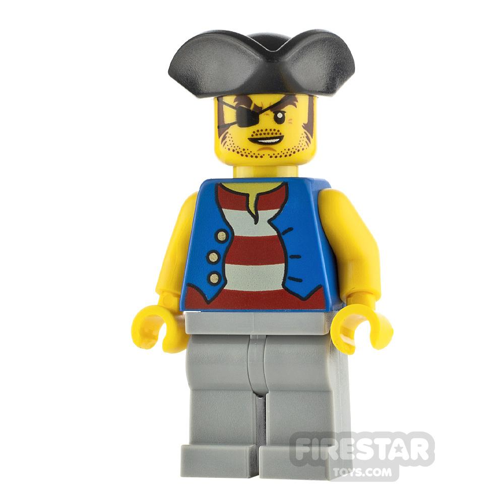 LEGO Ideas Quartermaster Riggings