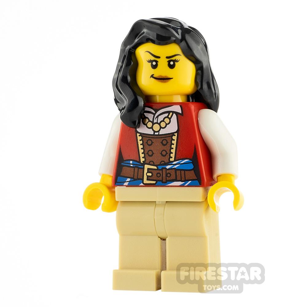 LEGO Ideas Lady Anchor