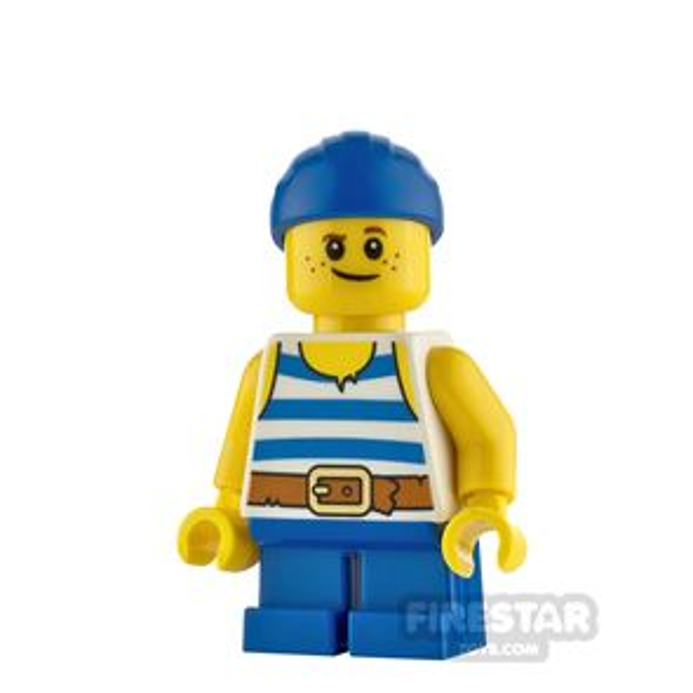 LEGO Ideas Jack Dark Shark Doubloons