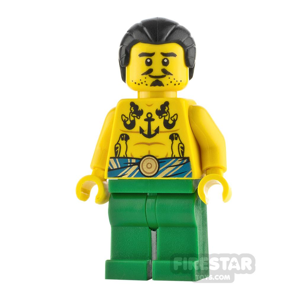 LEGO Ideas Tattooga