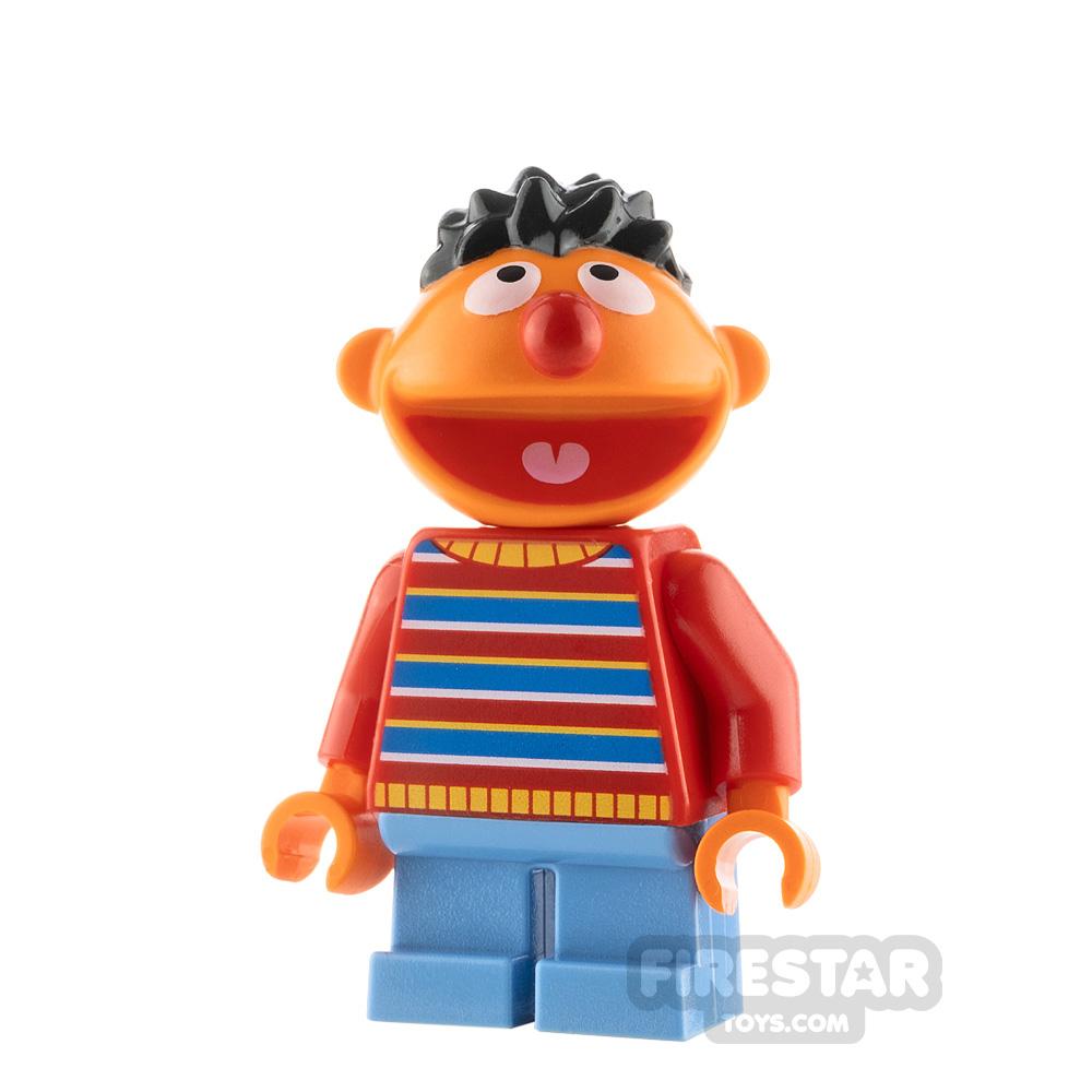 LEGO Ideas Sesame Street Ernie