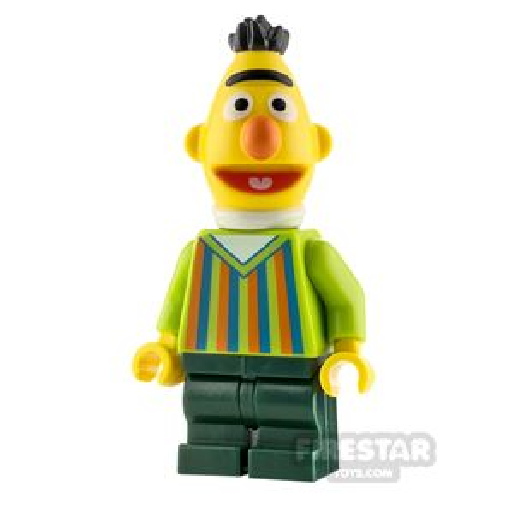 LEGO Ideas Sesame Street Bert