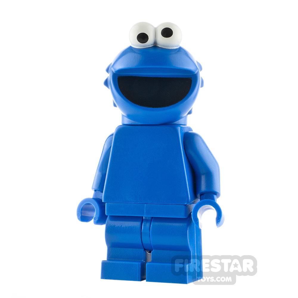 LEGO Ideas Sesame Street Cookie Monster
